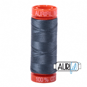 Aurifil 50 Cotton Thread - 1158 (Medium Grey)
